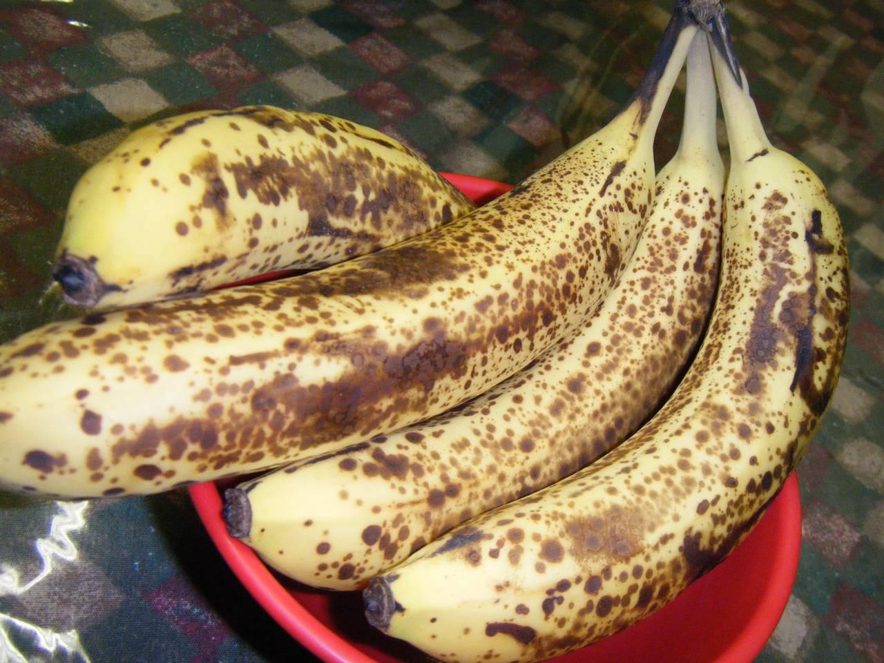 Plátano maduro para combatir el cancer