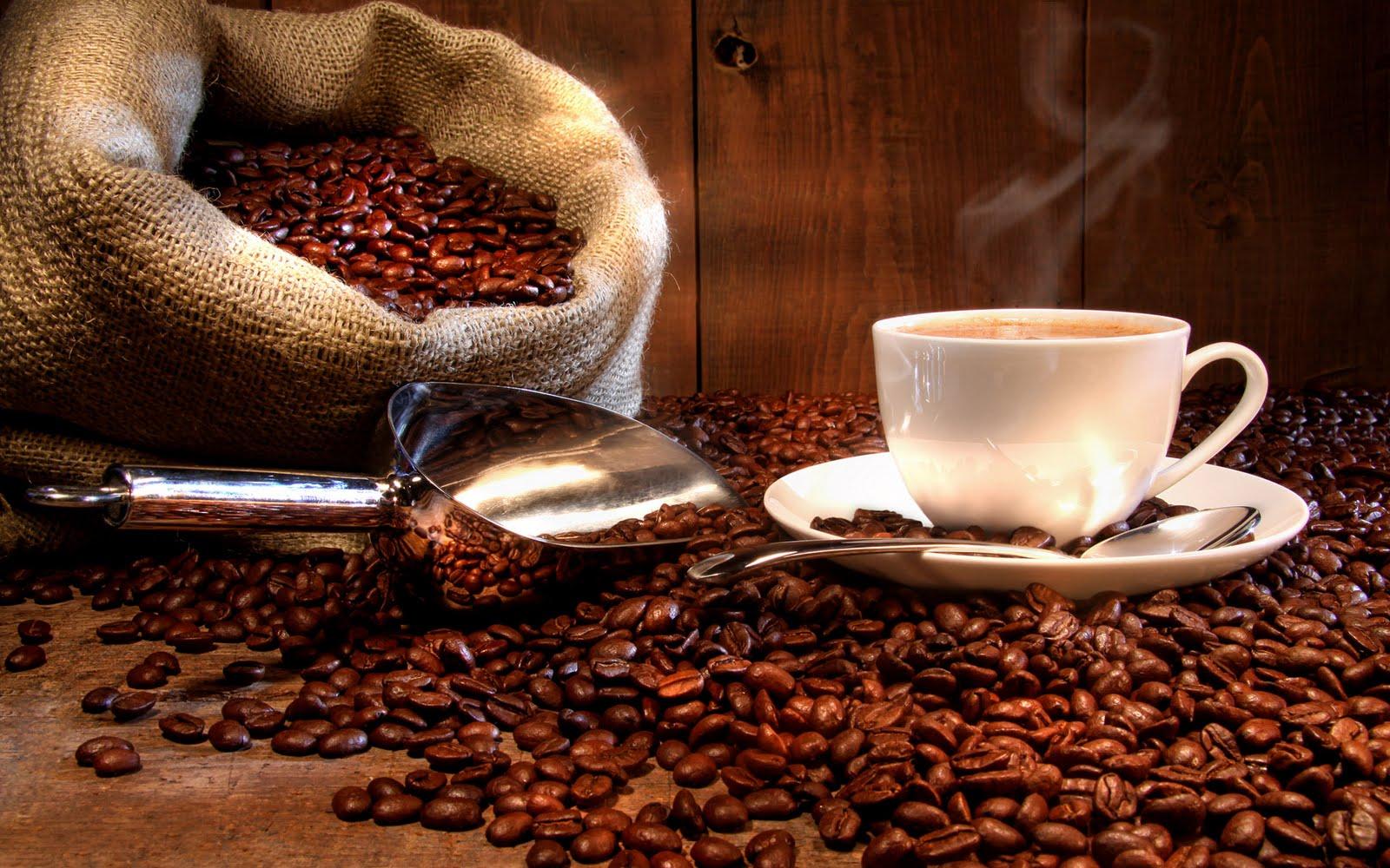 Café: Popiedades.