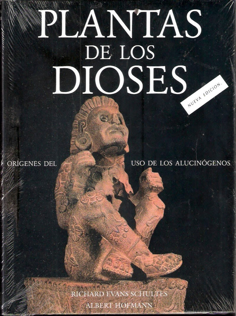 Plantas de los dioses Completo libro para descargar gratis.