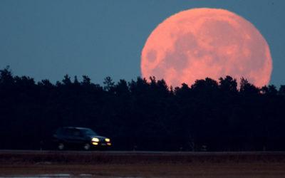 Superluna de noviembre Este 14 de noviembre tendremos la Superluna más grande en 70 años